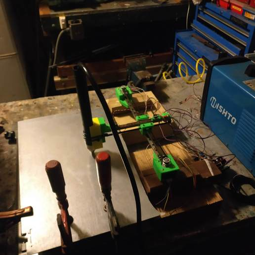 IMG_20190623_200919.jpg Télécharger fichier STL gratuit Plasma Cutter plotter CNC • Modèle à imprimer en 3D, TinkersProjects