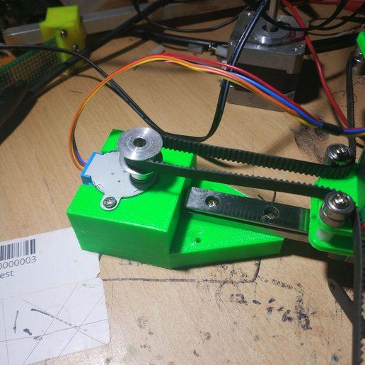 IMG_20181128_185958.jpg Télécharger fichier STL gratuit Plasma Cutter plotter CNC • Modèle à imprimer en 3D, TinkersProjects