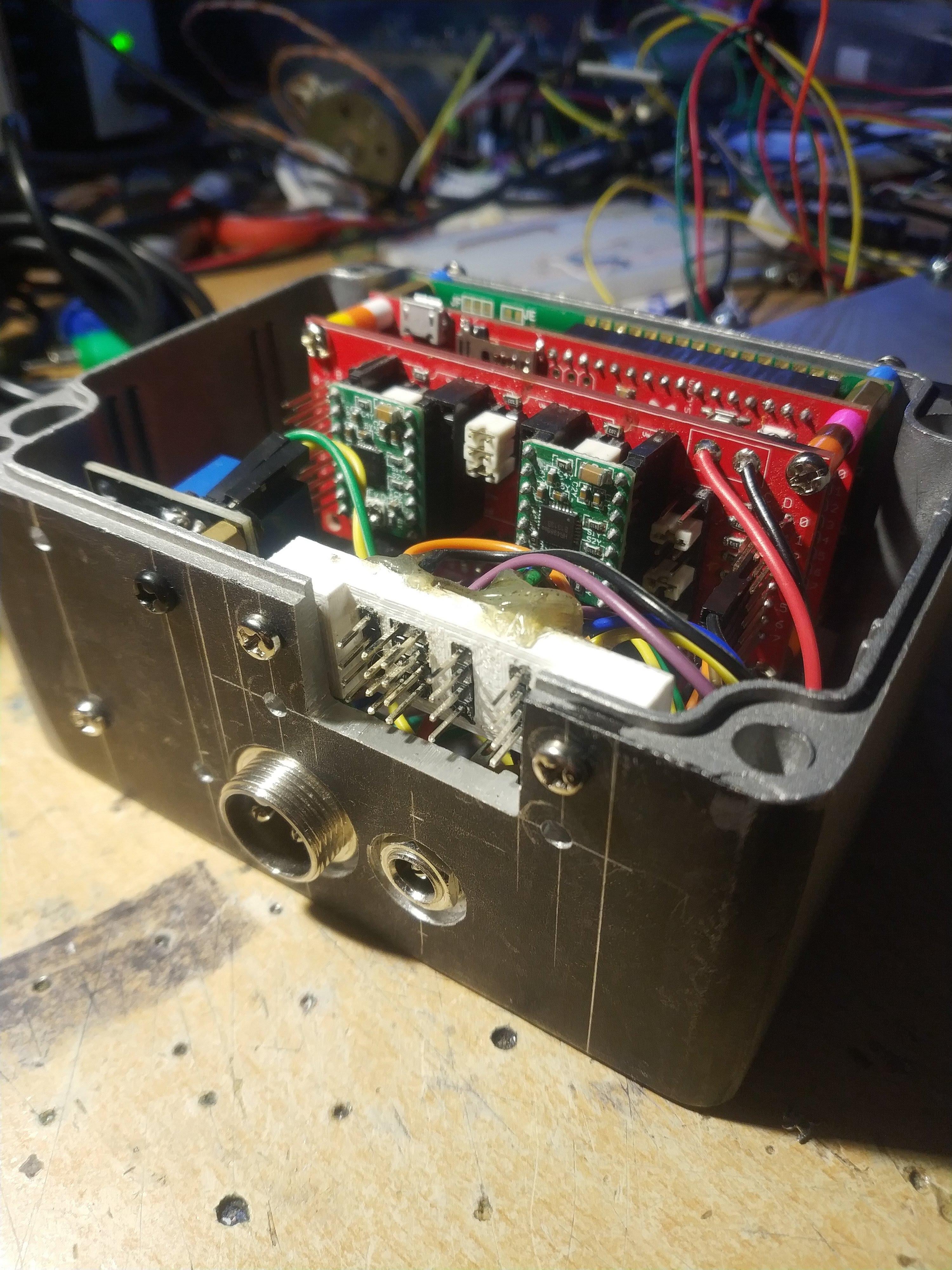 IMG_20190715_145627.jpg Télécharger fichier STL gratuit Plasma Cutter plotter CNC • Modèle à imprimer en 3D, TinkersProjects