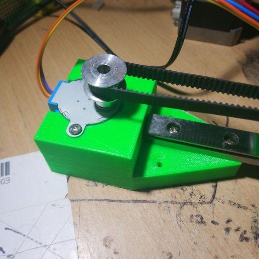 IMG_20181128_185956.jpg Télécharger fichier STL gratuit Plasma Cutter plotter CNC • Modèle à imprimer en 3D, TinkersProjects