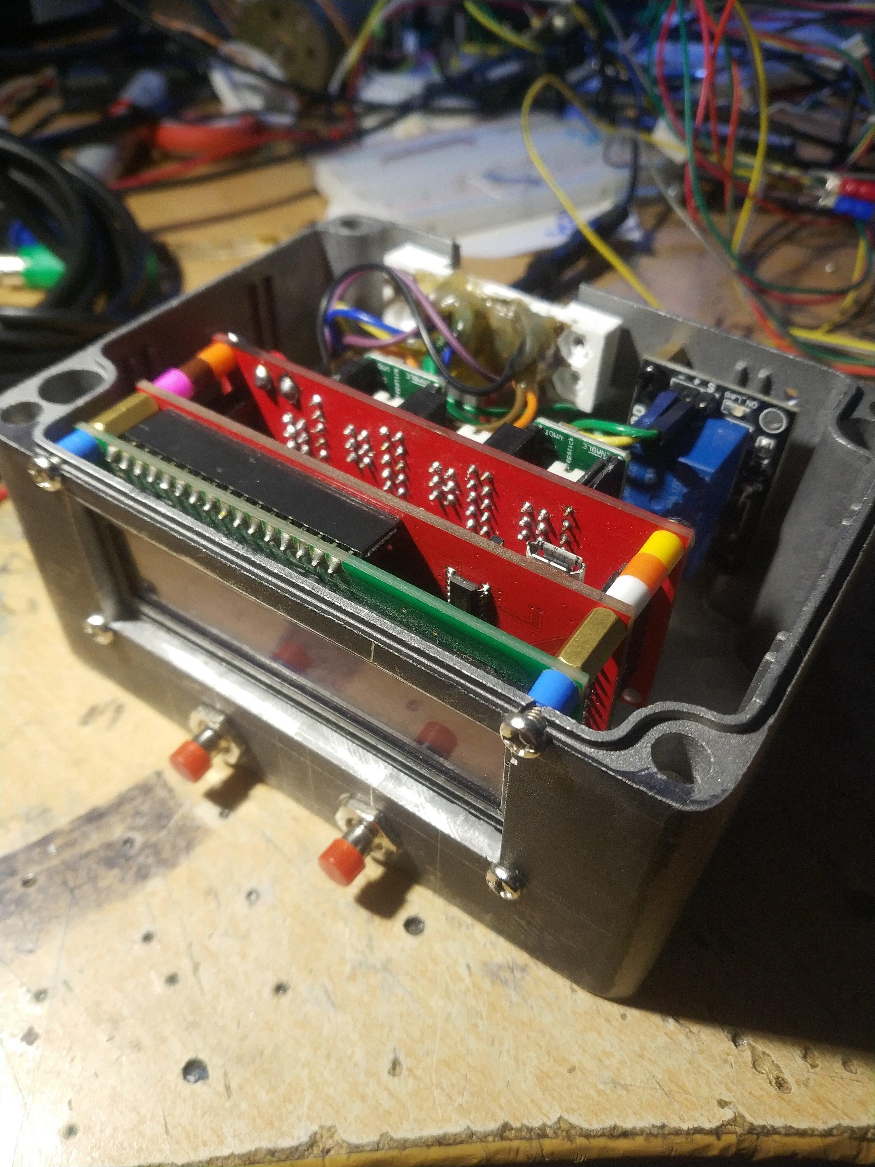 IMG_20190715_145616.jpg Télécharger fichier STL gratuit Plasma Cutter plotter CNC • Modèle à imprimer en 3D, TinkersProjects