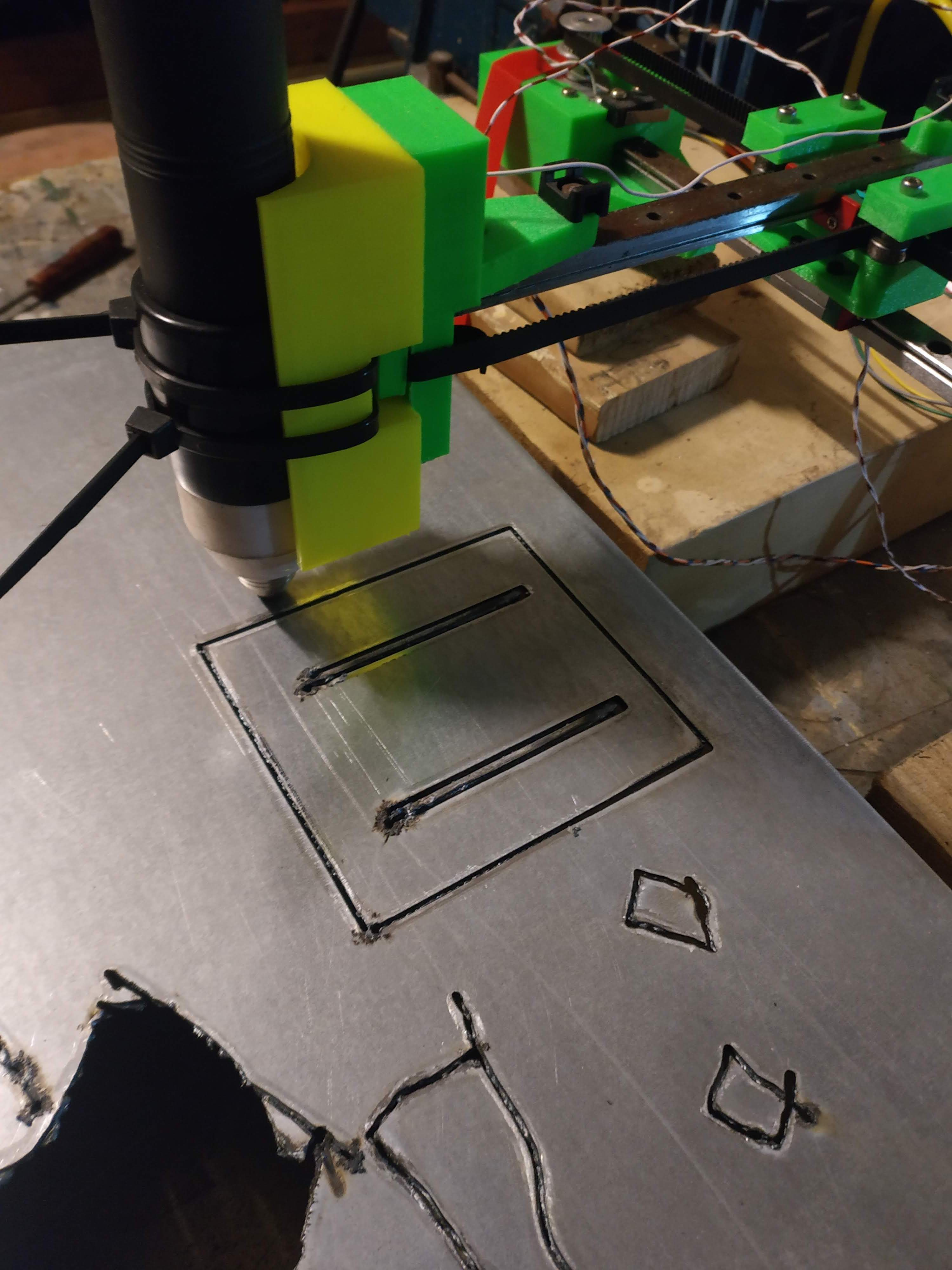 IMG_20190717_204520.jpg Télécharger fichier STL gratuit Plasma Cutter plotter CNC • Modèle à imprimer en 3D, TinkersProjects