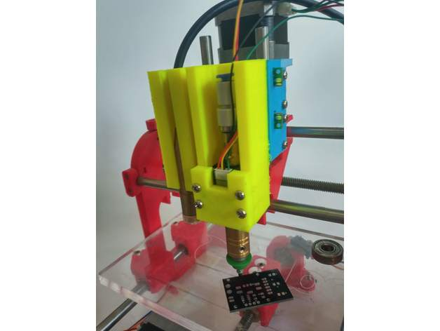 dbd157388211c8913627314d276f85e4_preview_featured.jpg Download free STL file Cyclone PCB Factory Cartridges • 3D printer design, TinkersProjects