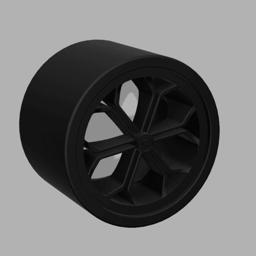 Download free STL files Lamborghini wheel, jaumecomasf