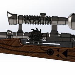 Télécharger objet 3D Fusil Strix, Havok
