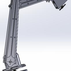 Download 3D printing templates Robotic arm, Havok