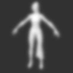 Télécharger fichier STL gratuit Psylocke Fortnite • Design pour imprimante 3D, detaildesigner