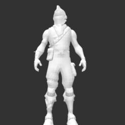 Télécharger fichier STL gratuit Chevalier noir Fortnite • Design imprimable en 3D, detaildesigner