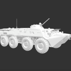 Download free 3D printing templates Mega Tank, detaildesigner