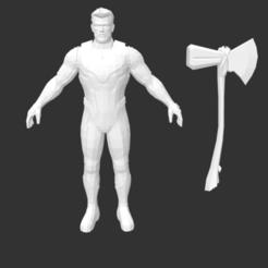 Download free STL files Thor Infinity war Edition, detaildesigner