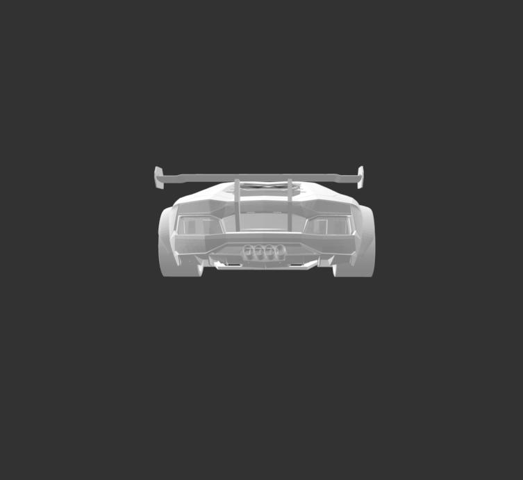 Screenshot 2020-07-11 at 23.10.58.png Download free STL file Lamborgini Aventador Sport • 3D print model, detaildesigner
