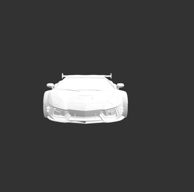 Screenshot 2020-07-11 at 23.10.47.png Download free STL file Lamborgini Aventador Sport • 3D print model, detaildesigner