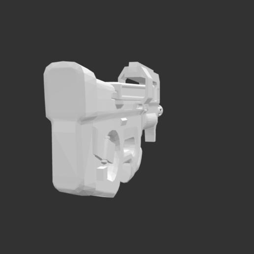 Screenshot 2020-07-13 at 11.45.56.png Download free STL file P90 Fortnite • 3D print model, detaildesigner