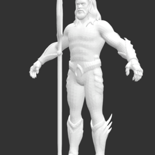 Screenshot 2020-07-10 at 19.29.13.png Download free STL file Aquaman Fortnite • 3D printable model, detaildesigner