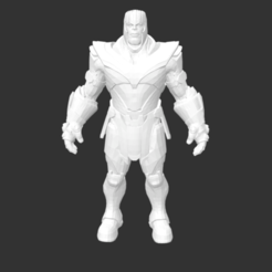 Download free STL file Thanos Fortnite • 3D printer object, detaildesigner