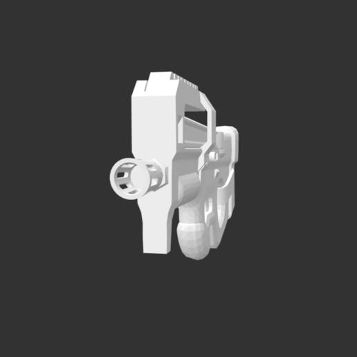 Screenshot 2020-07-13 at 11.45.45.png Download free STL file P90 Fortnite • 3D print model, detaildesigner