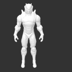 Download free 3D print files Omega Fortnite, detaildesigner
