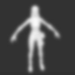 Aura Fortnite.stl Download free STL file Aura Fortnite • 3D printable design, detaildesigner