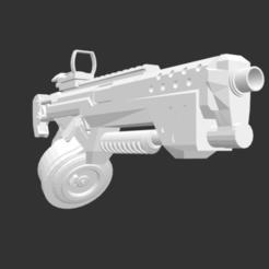 Download free 3D printer model Dirty shotgun, detaildesigner