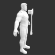 Download free STL file Thor Infinity war Edition • 3D printing object, detaildesigner