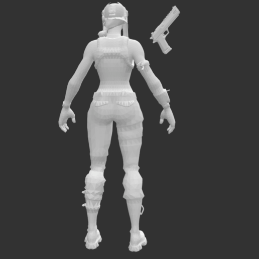 Screenshot 2020-07-10 at 23.19.21.png Download free STL file Renegade Raider Fortnite • 3D printer model, detaildesigner