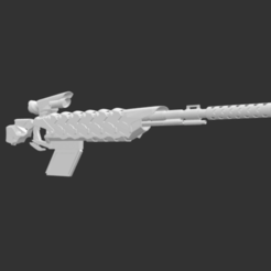 Télécharger fichier STL gratuit Sniper léger • Design à imprimer en 3D, detaildesigner