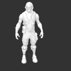 Download free 3D printing files Rogue Agent Fortnite, detaildesigner