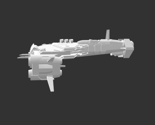 Screenshot 2020-07-15 at 22.43.15.png Download free STL file Mega Alien Spaceship • Object to 3D print, detaildesigner
