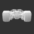 Download free STL file New Batmobile • 3D printer model, detaildesigner