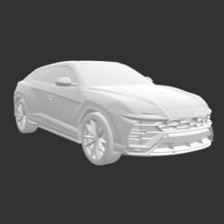 Screenshot 2020-07-15 at 22.55.11.png Download free STL file Lamborgini Urus • 3D printer template, detaildesigner