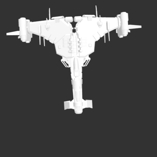 Screenshot 2020-07-15 at 22.43.29.png Download free STL file Mega Alien Spaceship • Object to 3D print, detaildesigner