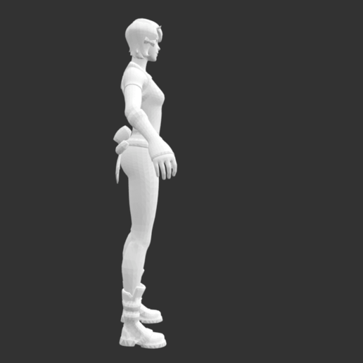 Screenshot 2020-07-10 at 22.15.44.png Download free STL file Frosted Flurry Fornite • 3D printing model, detaildesigner