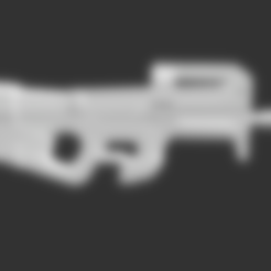 P90 Fortnite.stl Download free STL file P90 Fortnite • 3D print model, detaildesigner