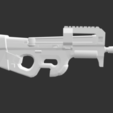 Screenshot 2020-07-13 at 11.45.14.png Download free STL file P90 Fortnite • 3D print model, detaildesigner