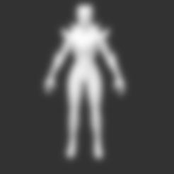 Oblivion Fortnite.stl Download free STL file Oblivion Fortnite • Design to 3D print, detaildesigner