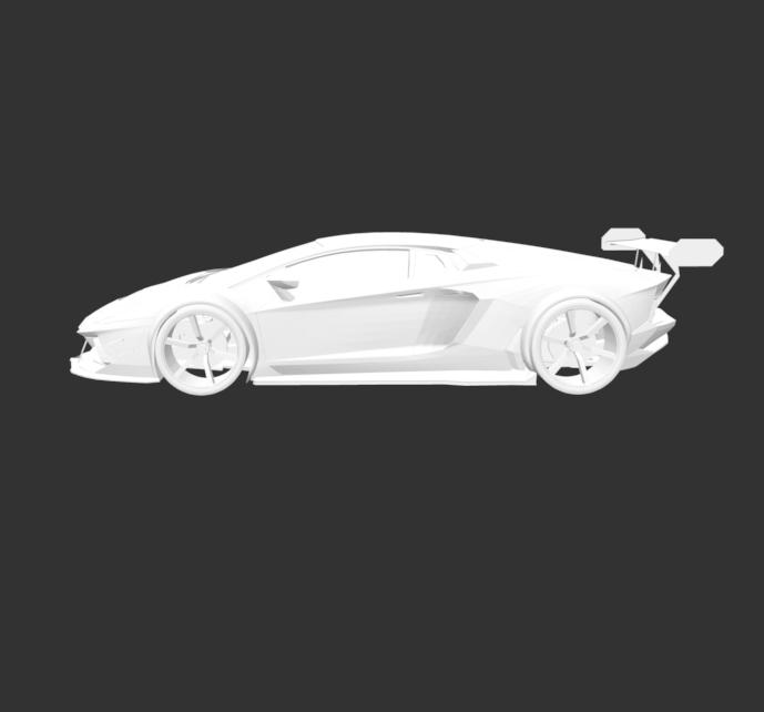 Screenshot 2020-07-11 at 23.10.31.png Download free STL file Lamborgini Aventador Sport • 3D print model, detaildesigner