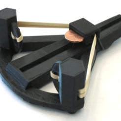 Télécharger plan imprimante 3D gatuit Penny Crossbow, detaildesigner