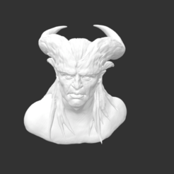 Download free 3D printing models Qunari, detaildesigner