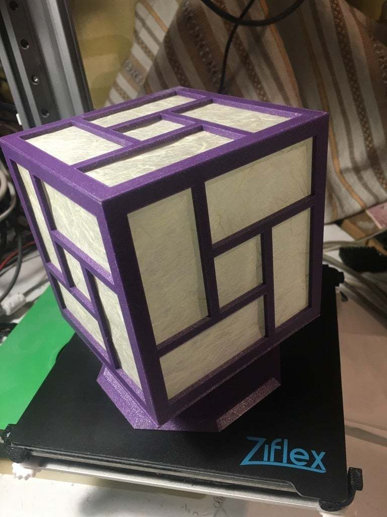 732EC3D2-EC7F-421F-8749-F4684FD7C2F7_1_105_c.jpeg Download free STL file Japanese style light box • Design to 3D print, jurekkb
