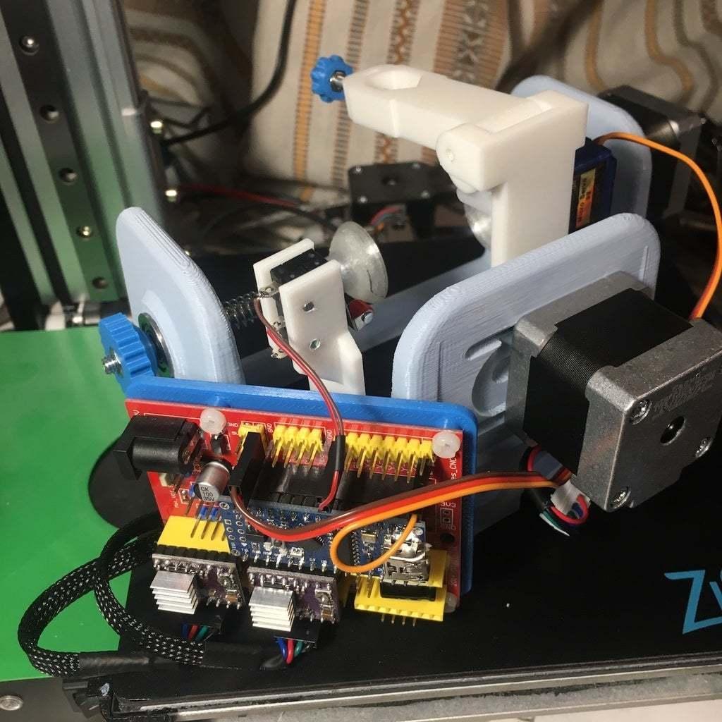 IMG_9010.jpeg Download free STL file ZDV SPHERE-O-BOT (light remix) • Object to 3D print, jurekkb