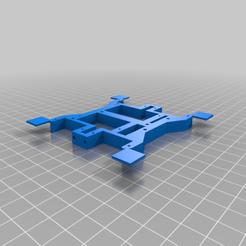 Download free 3D printer designs Desktop Quadruped Robot 「youtuasi, jurekkb