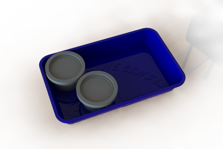 TC 2.png Download free STL file Cinema tray • Design to 3D print, osmarmollodisenos3d
