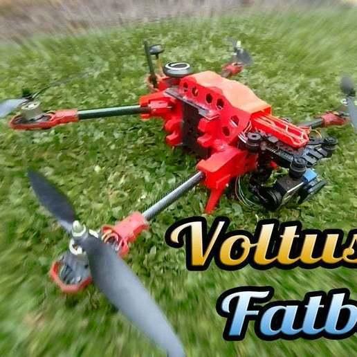 Télécharger fichier impression 3D gratuit Voltus V3 (Fatboy) avec jambe et bras pliés, mwilmars