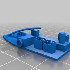 Download free 3D printer templates CX-002 DIY Drone FC, mwilmars