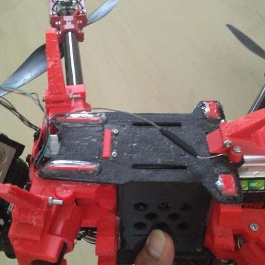 Télécharger modèle 3D gratuit Pied pliable pour Fatboy Voltus V2, mwilmars