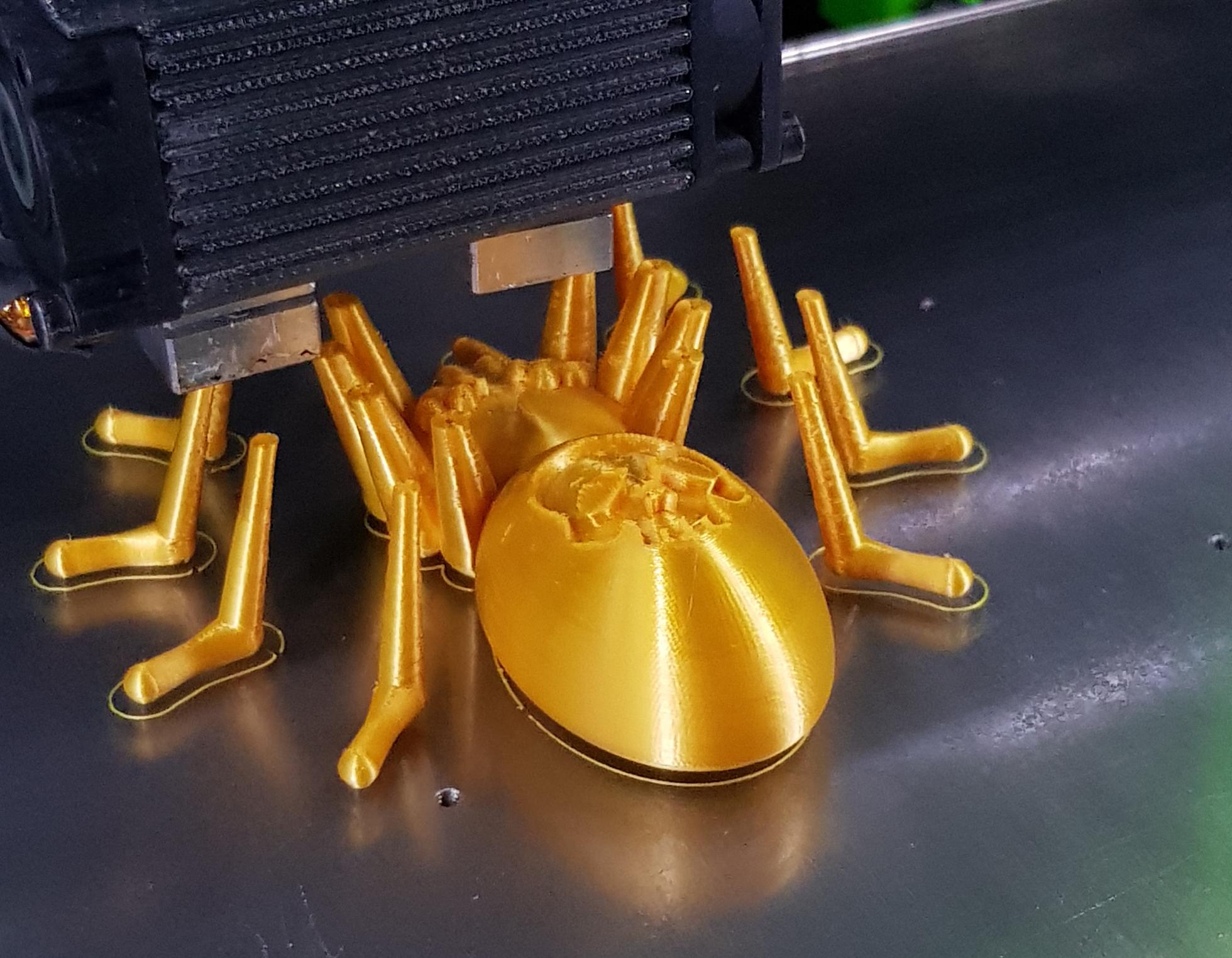 20191005_225219.jpg Télécharger fichier STL gratuit Skully the spider • Objet pour impression 3D, Designandmore3D