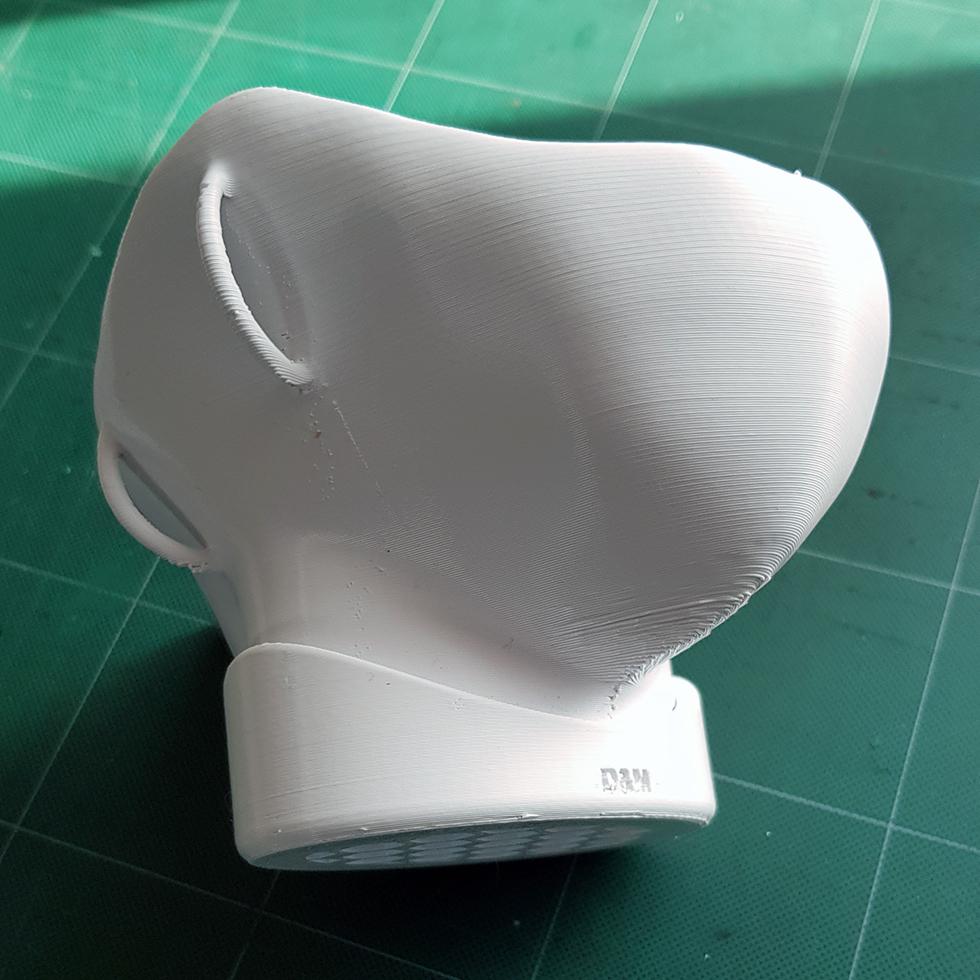 20200323_142639.jpg Télécharger fichier STL gratuit Masque filtrant (Covid 19) • Modèle pour impression 3D, Designandmore3D