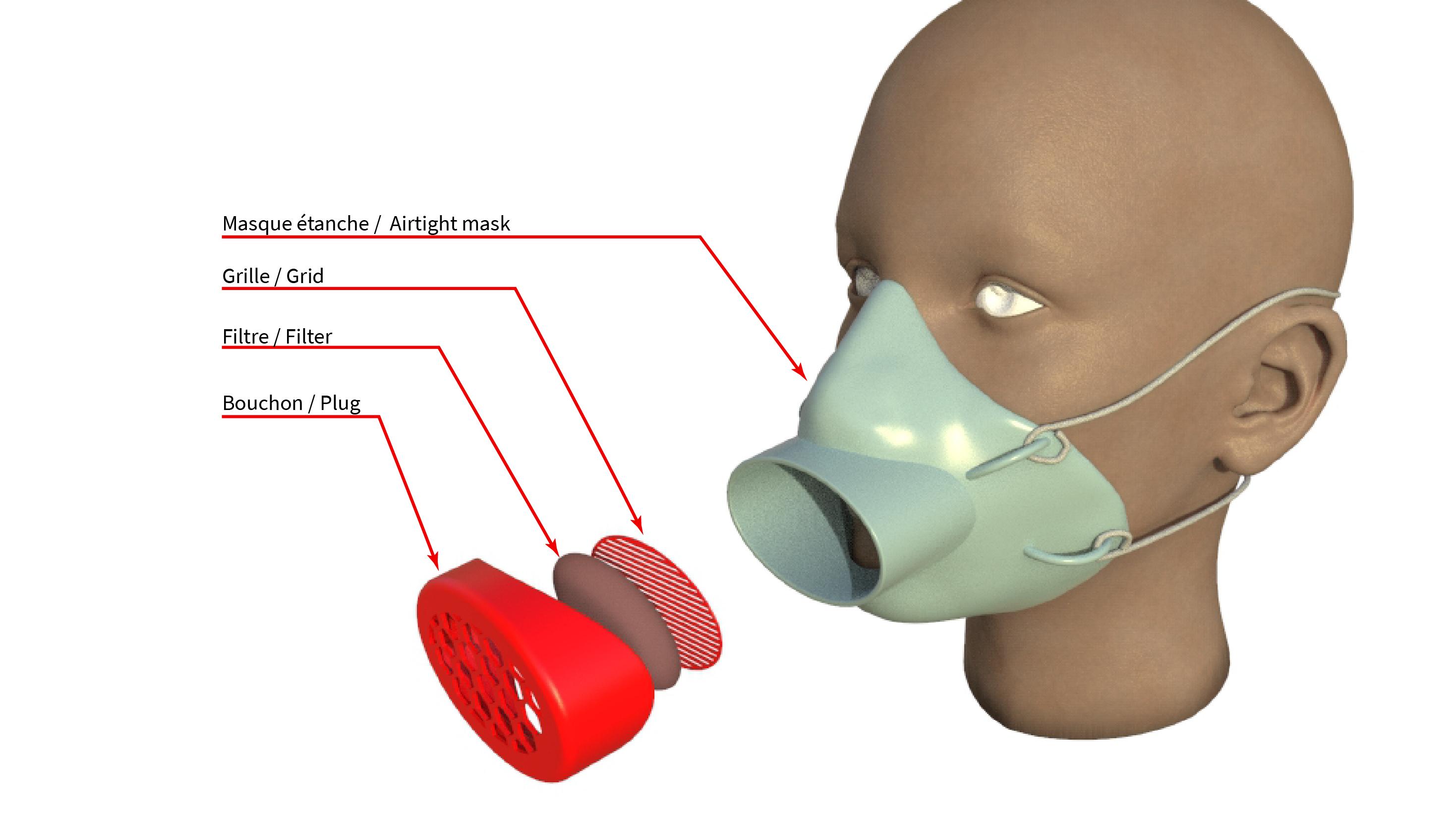 schéma.jpg Télécharger fichier STL gratuit Masque filtrant (Covid 19) • Modèle pour impression 3D, Designandmore3D