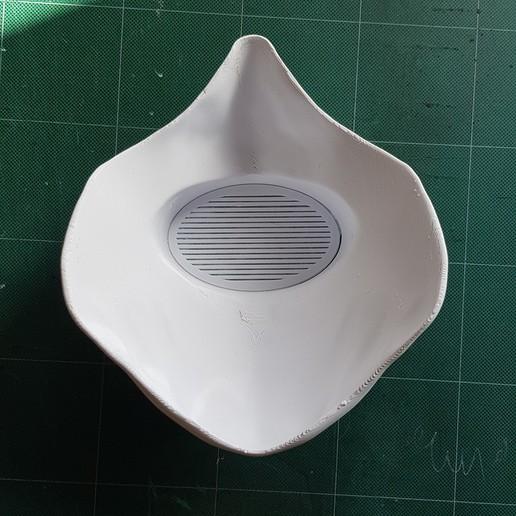 20200323_142309.jpg Télécharger fichier STL gratuit Masque filtrant (Covid 19) • Modèle pour impression 3D, Designandmore3D