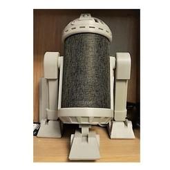 Télécharger fichier 3D Amazon Echo R2D2 Montage, Jay_Charles